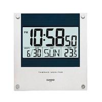 Casio ID-11S-2D Digital Auto Calendar Thermo Monitor Wall and Desk Clock