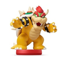 Bowser amiibo - Japan Import (Super Mario Bros Series) B00S66TUD8