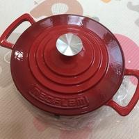 厚釜琺瑯鑄鐵鍋24cm