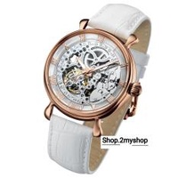 ARBUTUS LADIES SKELETON DIAL AUTOMATIC