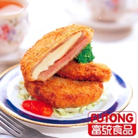 【富統食品】起司豬排5片(80g/片)