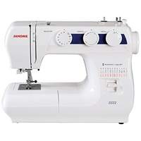 (Janome) Janome 2222 Sewing Machine-0012222