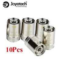 10Pcs Joyetech EGO AIO Coil Cubis BF Coil SS316 0.5ohm/0.6ohm /0.2ohm/1ohm/1.5ohm Coil for CUBIS/ EGO AIO/ Cuboid Mini Atomizer