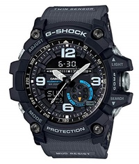 ▶$1 Shop Coupon◀  Casio G-Shock Mudmaster Watch GG1000-1A8 WT