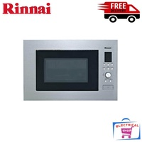 Rinnai Built in Microwave ROM2561SM (Microwave with Grill)