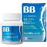 日本 Chocola BB Lucent C 180錠 藍BB