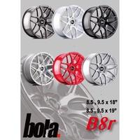 CS車宮車業 BOLA輕量化鋁圈 B8R   18/19吋  各車款  歡迎洽詢