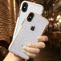 iPhone Xs Max蘋果x手機殼iphonex新款8plus女款iphone7硅膠全包防摔8x星河