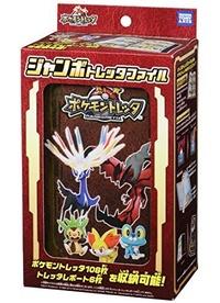 Pocket Monsters Pokemon Tretta Jumbo Torretta File