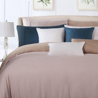 Akemi Promodal Serene - Bailey (Lilac Dust / Fitted Sheet Set)