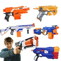 孩之寶NERF熱火精英系列男孩玩具槍軟彈槍狙擊槍玩具多款選A0710