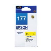 【EPSON】T177450 177 原廠黃色墨水匣
