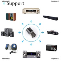 Bluetooth v3.0 USB Wireless 3.5mm AUX Audio Music Receiver Adapter Home Car