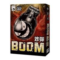 送牌套 正版全新<101桌遊城>炸彈 BOOM 繁體中文版正版