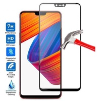 Tempered Glass For OPPO F7 Full Cover 9H Protective film Explosion-proof Screen Protector For OPPO F7 F 7 CPH1819 CPH1821 Glass