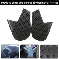 JMCRider For YAMAHA MT-09 FZ-09 MT09 MT 09 2014 2015 2016 2017 2018 Motorcycle Anti slip Tank Pad 3M Side Gas Knee Grip Traction Pads Protector Sticker