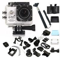 Newest SJ7000 WIFI Action Sport Camera 14MP Full HD 1080P 2.0 LCD 170 Degree Lens Underwater 30M Wat