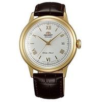 ORIENT wristself-winding Classic automatic Rome Bambino (Bambino) new Gold overseas model SAC00007W0 watch