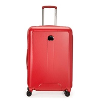 DELSEY Paris Delsey Luggage Embleme 25 Inch Trolley, Red