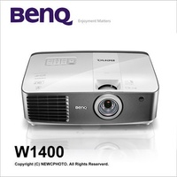 BenQ明基  3D 1080P進階大變焦三坪投影機W1400