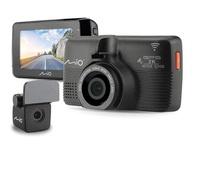 保固三年 送32G卡+倍思Baseus手機架『 Mio798 +A40 雙鏡頭』2K高解析 WIFI GPS+行車記錄器另792D 791