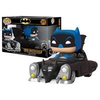 Funko Pop - Batman - Batman with 1950 Batmobile 80th Anniversary Pop! Rides