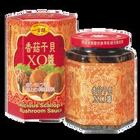 一吉膳-香菇干貝XO醬(260克/瓶)