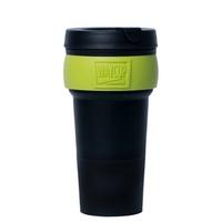 WAYCUP 威客杯│環保伸縮杯 (黑綠)