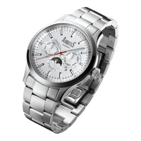 ARBUTUS CHRONOGRAPH AR509SWS STAINLESS STEEL SILVER UNISEX WATCH
