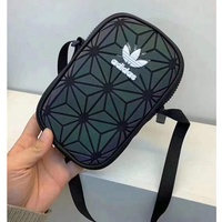 Adidas Issey Miyake 3D Urban Mesh Roll Up Unisex IPAD Travel Shoulder Bag