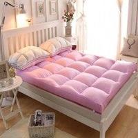 180x200cm Thicken Winter Warm Mattress Foldable Tatami Mattress Pad Sleeping Rug Bedroom and Office Lazy Bed Mats