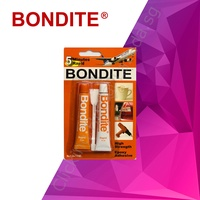 BONDITE Glues / Adhesives - Bondite 5 Minutes Rapid Epoxy / Epoxy Putty (DIY)