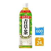【統一】原味本舖青草茶600ml24入/箱(青草茶)