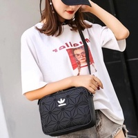 (ready stock) adidas originals issey miyake color side backpack messenger bag