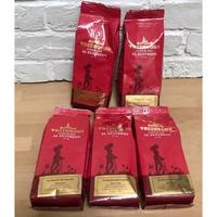 金杯咖啡豆 250g 0.55磅 義大利羅馬最好喝的咖啡 食尚玩家推薦 鹿角咖啡 義式咖啡 女王咖啡