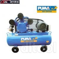 =達利商城=台灣 巨霸 PUMA 7.5HP 155L 三相220V be7160a 有油皮帶式 空壓機 BE7160A