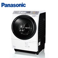 【Panasonic國際】10.5kg日製洗脫烘變頻滾筒