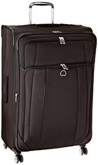 DELSEY Paris Delsey Luggage Helium Cruise 29 Inch EXP Spinner Suiter Trolley, Black, One Size