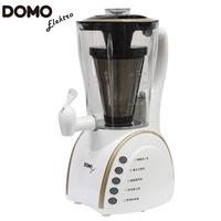 比利時DOMO 多功能 自動加熱舒活養生 調理機 豆漿機 果汁機(DJ-1102) 送真空保鮮罐3入組