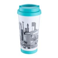 [星巴克]SEATTLE城市不鏽鋼杯