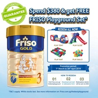 Friso Gold 3 Growing Up Milk 900g