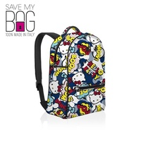 SAVE MY BAG x Hello Kitty BACKPACK 雙肩包 後背包