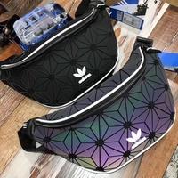 adidas clover issey miyake sports waist bag messenger bag
