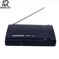 (Free Shipping for WM - Klang Valley,WM - Non Klang Valley,EM - Sabah)SCIOLTO SPORTS Takstar Mini Wireless Stage Monitor System In Ear Receiver DJ Transmitter