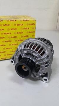 BENZ W203 M111 ML 機增引擎 00-07 120A 發電機 (BOSCH.全新品) 0124515046