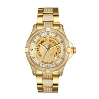 BENTLEY 賓利 家徽版 全球限定 真鑽滿天星機械錶
