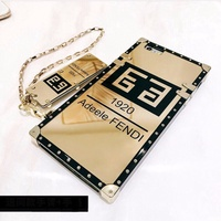 🌷VIVO V11 V9 Y83 Y71 V7 V7P Y66 Y67 Y75 Y79 Fendi 1920 Mirror Phone Case