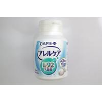 日本 可爾必思 Calpis L-92 乳酸菌60天份120粒