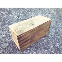 老檜木箱 可當穿鞋椅 戶外休閒收納箱
