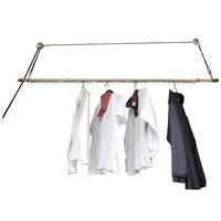 CB002拉繩式 單桿式升降曬衣架(不含桿)一桿式 加長型(拉繩式晾衣架 不鏽鋼 窗簾式省力曬衣架 晒衣架)